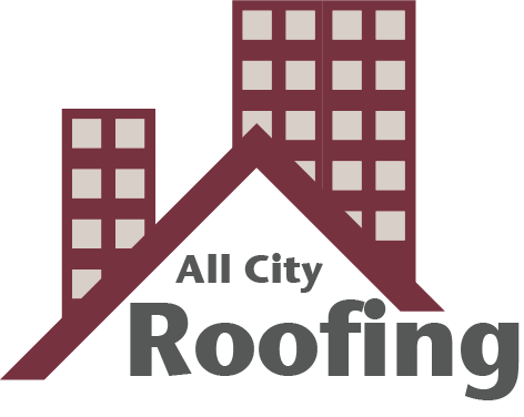 A City roofing logo